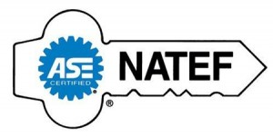 National Automotive Technicians Education Foundation, Inc. (NATEF) logo