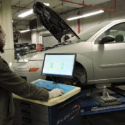 Repairs using technology and automotive industry trends