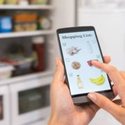 Refrigeration trends include smart refrigerators, which help you make your grocery list on a smart phone when you run out of items.